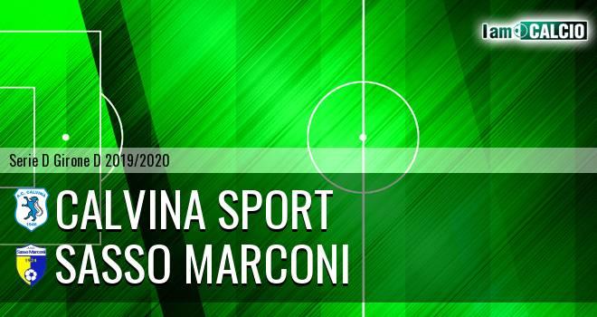 Desenzano Calvina - Sasso Marconi