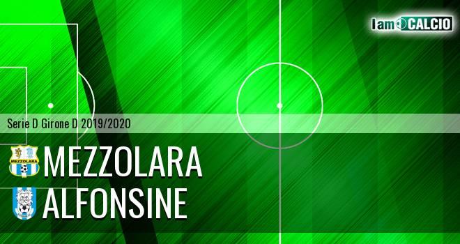 Mezzolara - Alfonsine