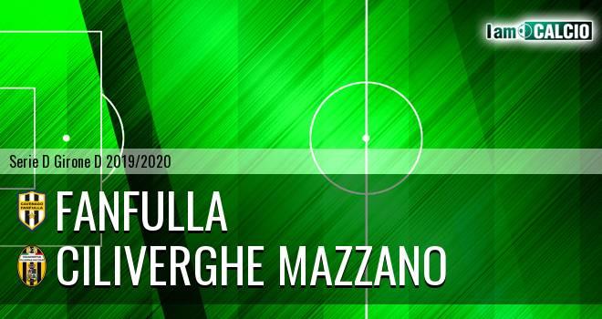 Fanfulla - Ciliverghe Mazzano