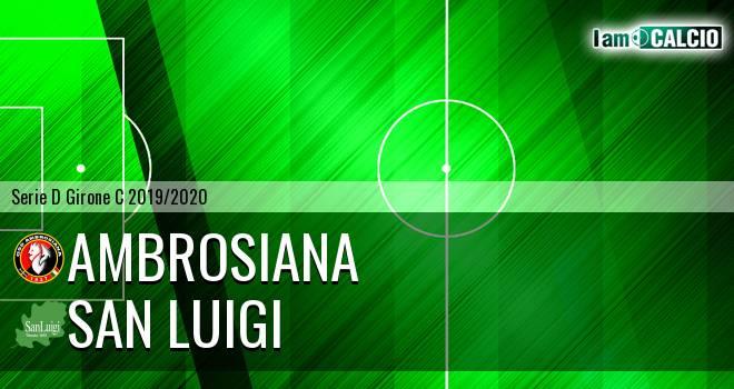Ambrosiana - San Luigi