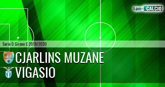 Cjarlins Muzane - Vigasio
