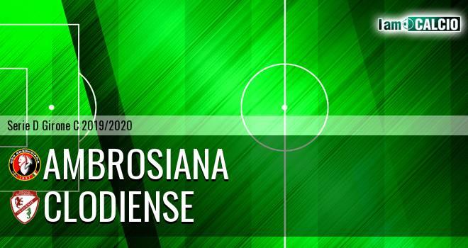 Ambrosiana - Clodiense