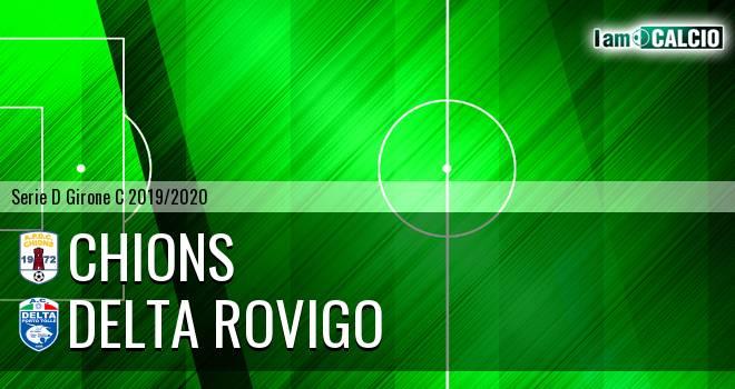 Chions - Delta Rovigo