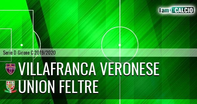 Villafranca Veronese - Union Feltre