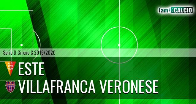 Este - Villafranca Veronese