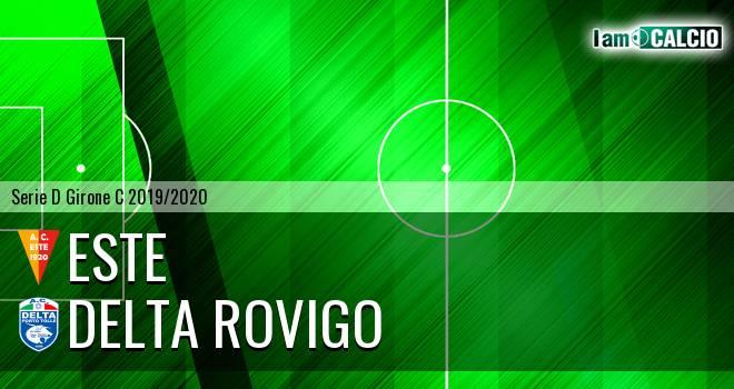 Este - Delta Rovigo