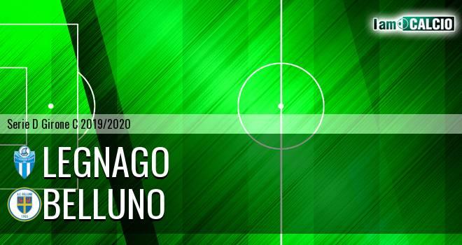 Legnago - Belluno