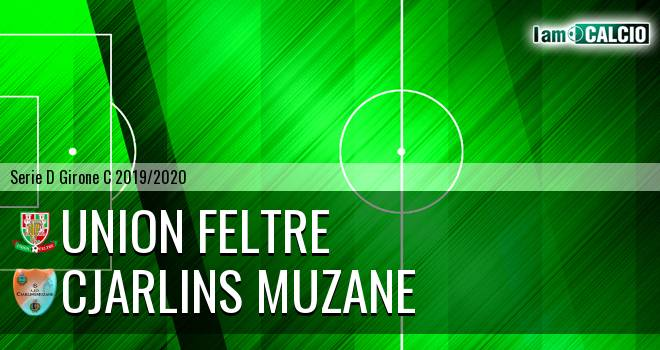 Union Feltre - Cjarlins Muzane