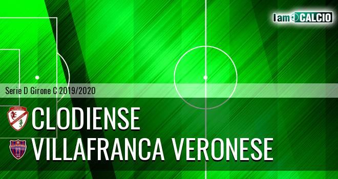 Clodiense - Villafranca Veronese