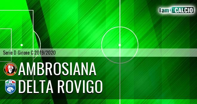 Ambrosiana - Delta Rovigo