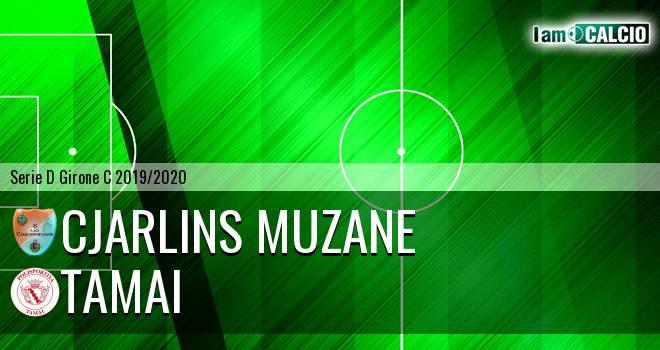 Cjarlins Muzane - Tamai