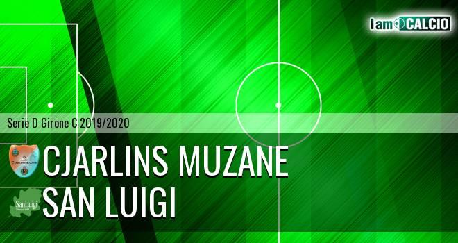Cjarlins Muzane - San Luigi