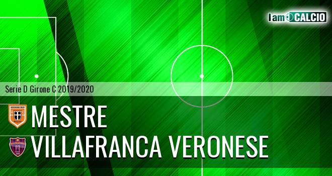 Mestre - Villafranca Veronese