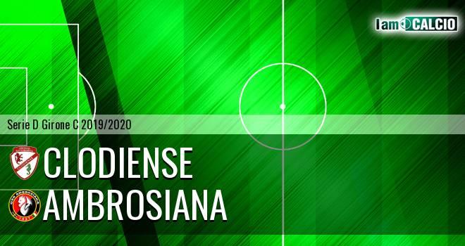 Clodiense - Ambrosiana