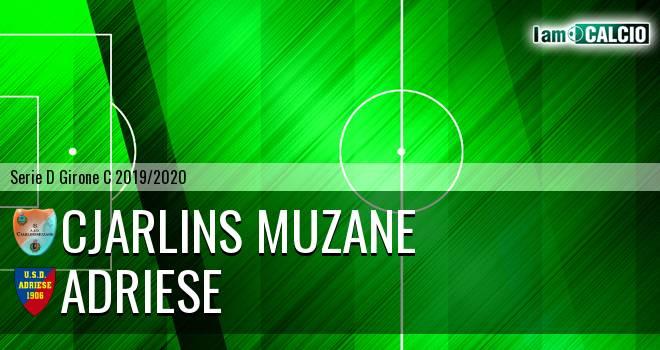 Cjarlins Muzane - Adriese