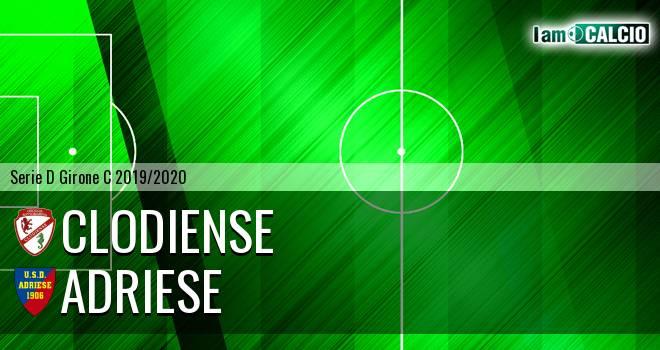 Union Clodiense - Adriese