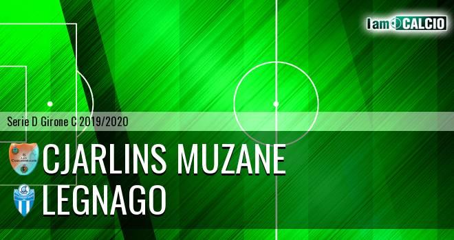 Cjarlins Muzane - Legnago