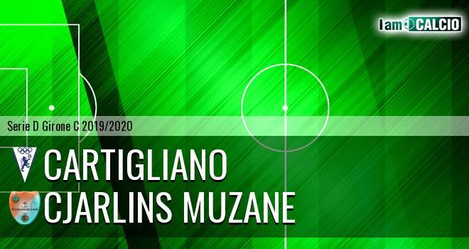 Cartigliano - Cjarlins Muzane