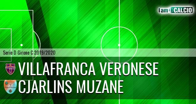 Villafranca Veronese - Cjarlins Muzane