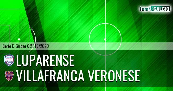 Luparense - Villafranca Veronese