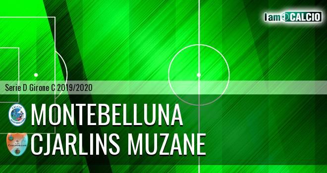 Montebelluna - Cjarlins Muzane
