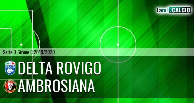 Delta Rovigo - Ambrosiana