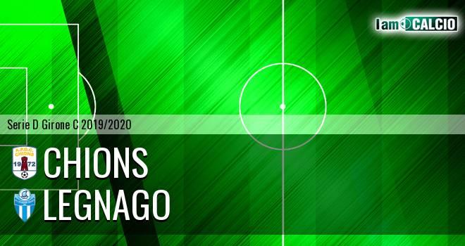 Chions - Legnago