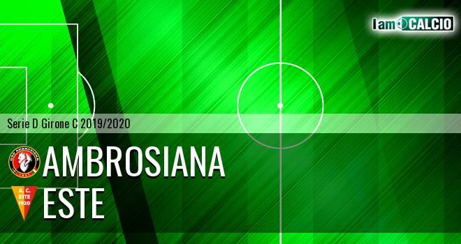 Ambrosiana - Este