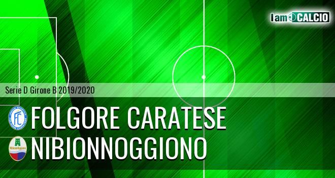 Folgore Caratese - NibionnOggiono