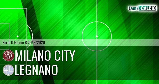 Milano City - Legnano