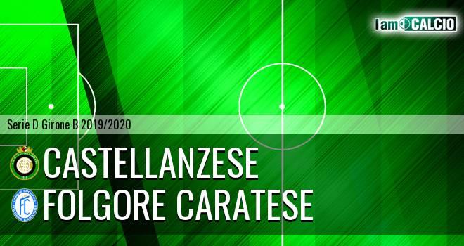 Castellanzese - Folgore Caratese