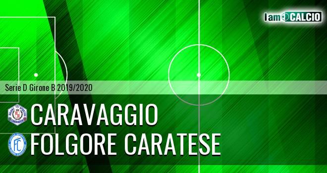 Caravaggio - Folgore Caratese