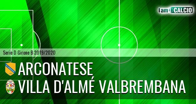 Arconatese - Villa Valle
