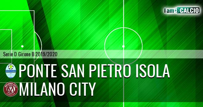 Ponte San Pietro - Milano City