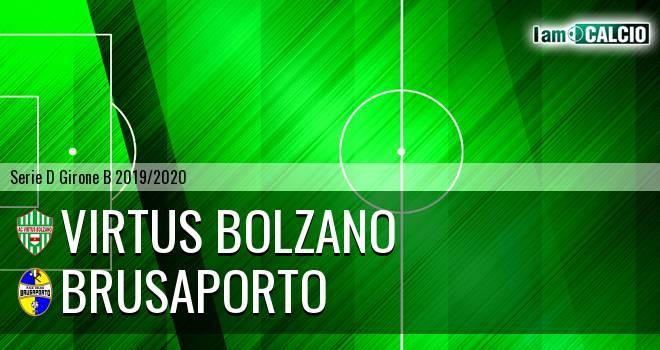 Virtus Bolzano - Brusaporto