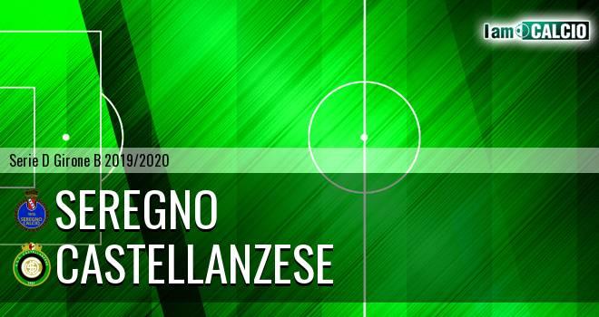 Seregno - Castellanzese