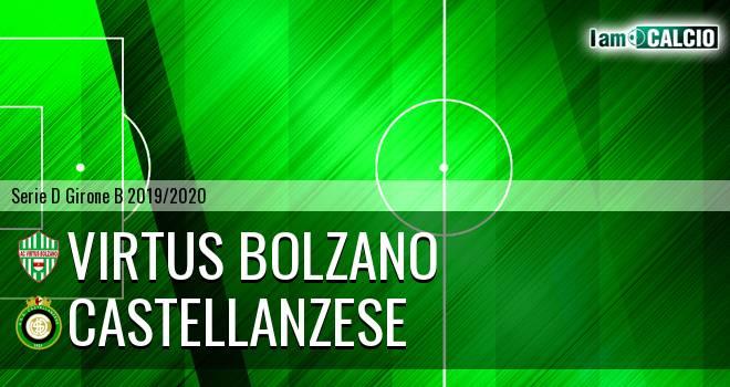 Virtus Bolzano - Castellanzese