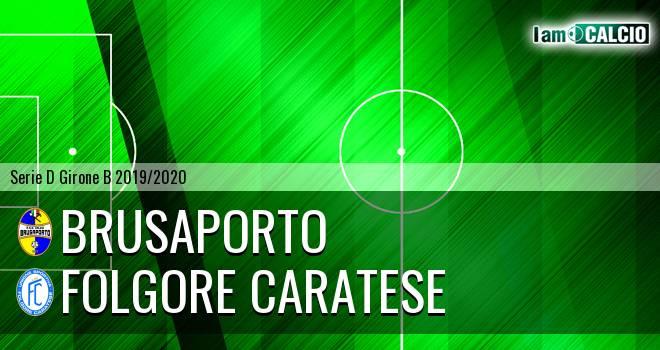 Brusaporto - Folgore Caratese