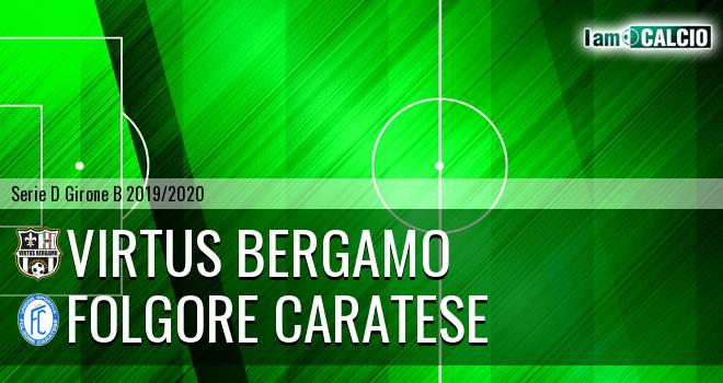 Virtus CiseranoBergamo - Folgore Caratese