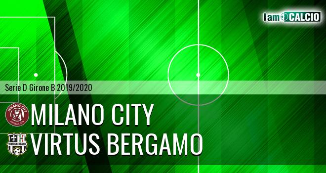 Milano City - Virtus CiseranoBergamo