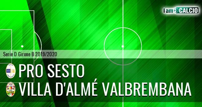 Pro Sesto - Villa Valle