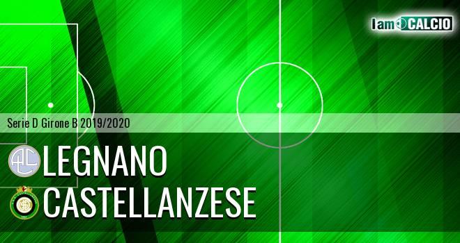 Legnano - Castellanzese