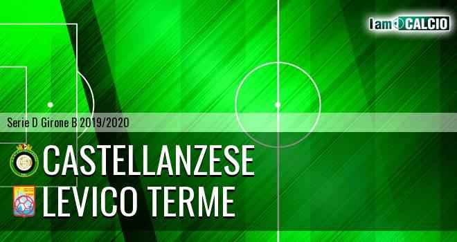 Castellanzese - Levico Terme