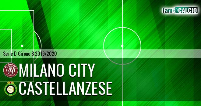 Milano City - Castellanzese