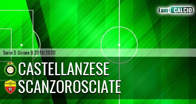 Castellanzese - Scanzorosciate