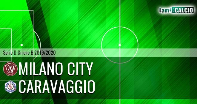 Milano City - Caravaggio