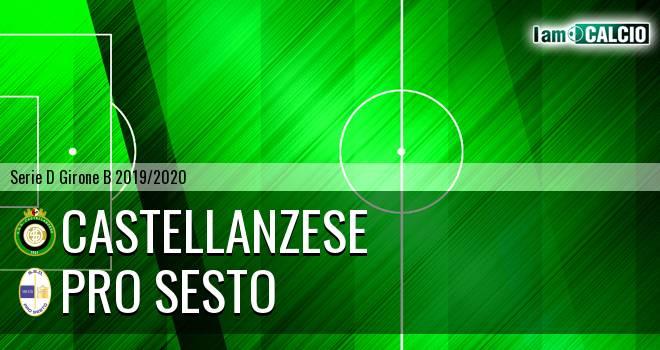 Castellanzese - Pro Sesto
