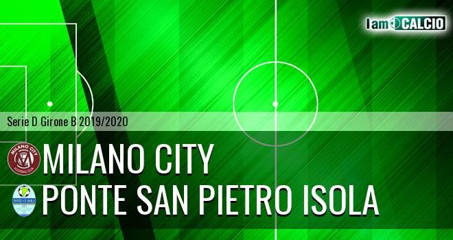 Milano City - Ponte San Pietro