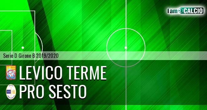 Levico Terme - Pro Sesto