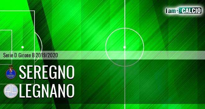 Seregno - Legnano